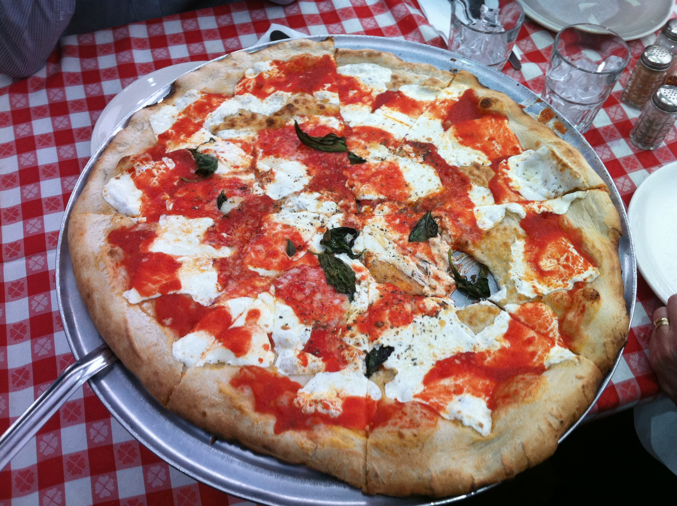 NYC Brooklyn Pizza Tour 2020