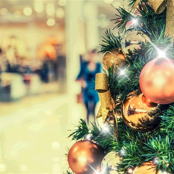 Grove City Outlets & Shadrack's Christmas