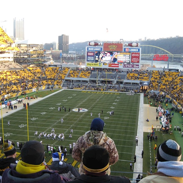Pittsburgh Steelers vs Minnesota Vikings