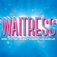 Waitress at the Benedum Center